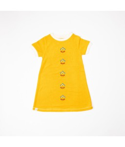Albababy Smilla Dress Old Gold
