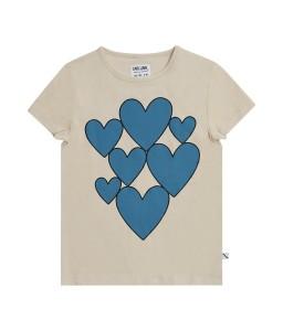 Carlijn T-Shirt Hearts