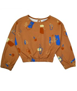 Baba Kidswear Clara shirt...