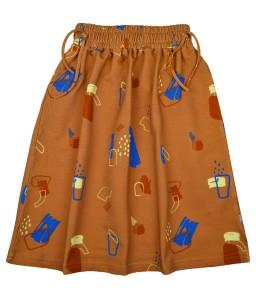 Baba Kidswear Chaga skirt...