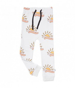 Carlijn Q Sweatpants sunset