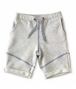 Little Label short grey