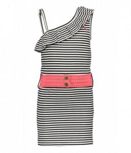 Like Flo dress stripes