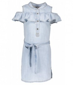 Like Flo Dress denim