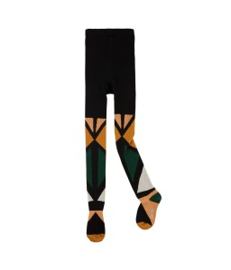 Color blocks - tights...